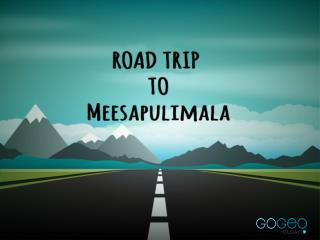 Great Trip To Meeshapulimala | kerala Tour Packages