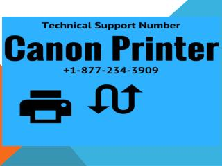 Printer Support: Technical Support for Canon Printer Users