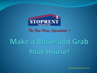 Make a Move and Grab Your House!