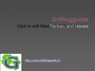 List of Top Packers and Movers Services Provider in Pune