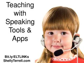 Speaking Tools & Apps