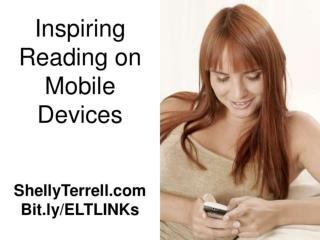 Inspiring Reading With Mobile Devices