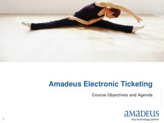 Amadeus Electronic Ticketing