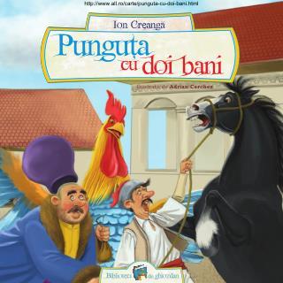 Free PDF Punguța cu doi bani de Ion Creanga