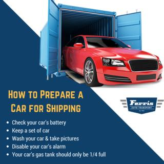 How to Prepare a Classic Car for Shipping