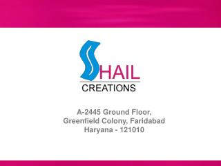 Shailcreations Digital Marketing Company in India