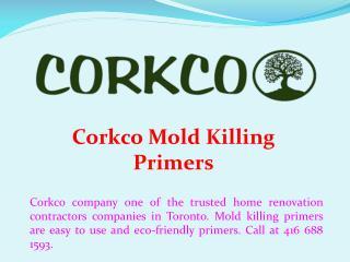 Corkco Mold Killing Primers