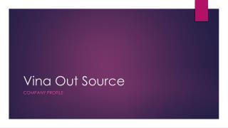 Vina Out Source Company Profile