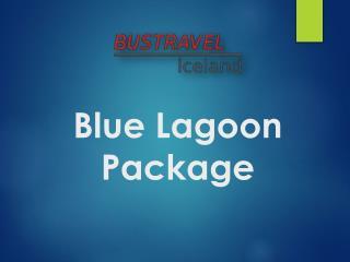 Blue Lagoon Package