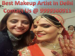 Bridal Makeup Artist In Delhi | 9811282662