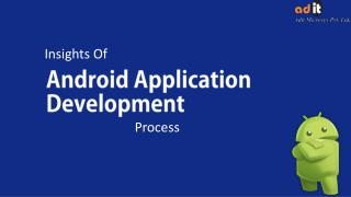 Android Application Development Services With No Hidden Costs