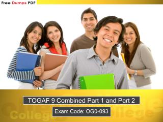 Freedumpspdf OG0-093 Exam Dumps