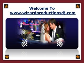 Wizard Production DJ Service