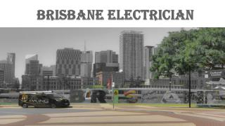 Brisbane Electrician