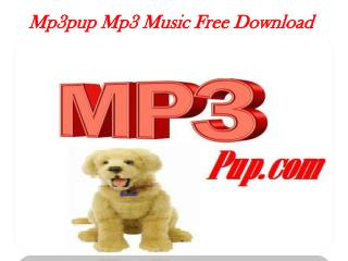Mp3pup Mp3 Music Free Download