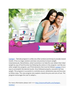http://vitaminofhealth.com/leptigen-reviews/
