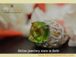 Haritika Jewellery Store in Karkardooma: Online Hallmarked Gold Jewellery
