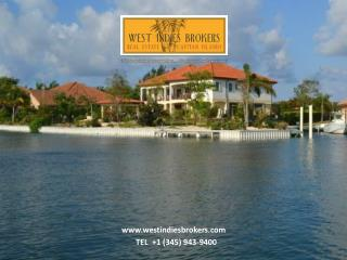 We serve you in all areas of Cayman real estate market.