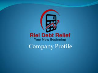 Online Debt Management Plan | Riel Debt Relief