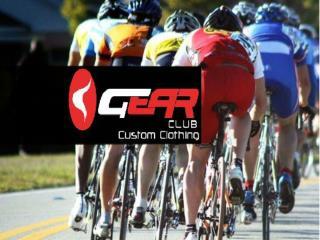 Custom Cycling Jerseys - Gearclub.co.uk