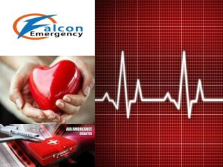 Now Falcon Emergency Air Ambulance Services in Delhi and Patna at low cost