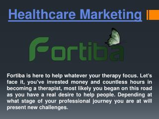 Therapist marketing