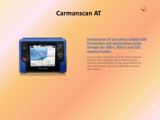 Automotive scan tool
