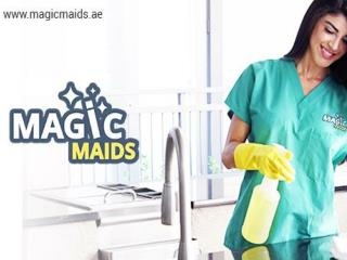 Cleaning Maids and Cleaning Company Dubai