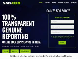 Bulk SMS Marketing in Chennai