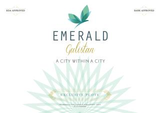 Residential projects in kanpur- Emerald Gulistan