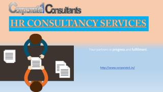 HR Consultancy Services | corporate1.in