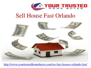 Sell House Fast Orlando