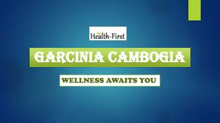 Garcinia Cambogia Natural Health Extract Online