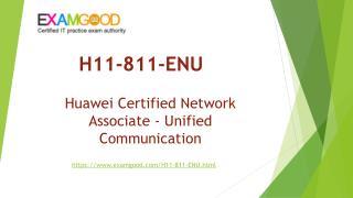 ExamGood H11-811-ENU HCNA-UC (Unified Communication) Real Exam Dumps Questions