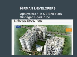 2 Bhk Flats in Pune Sinhagad Road