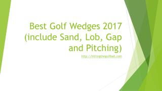 best golf wedges