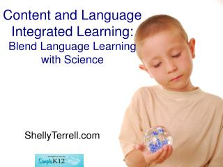 CLIL: Teaching Science to Language Learners