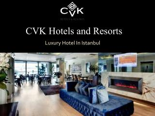 Hotel Services in Istanbul - Istanbul Suites