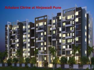 Achalare Citrine at Hinjewadi Pune