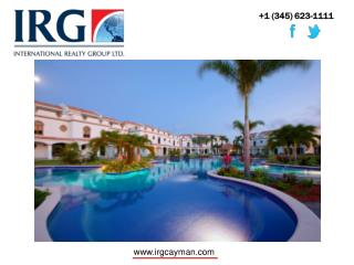 Full range of professional services for Cayman real estate