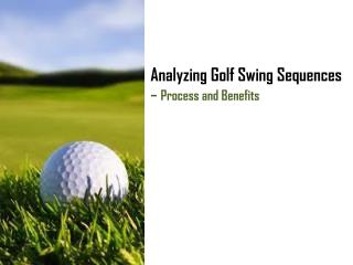 Best Golf Swing Analyzers - Swingprofile.com