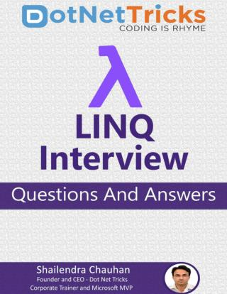 Download Free Node.js Interview Questions and Answers Book
