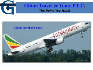 Ghion Travel and Tours
