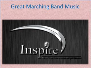 Marching Band Music and Shows