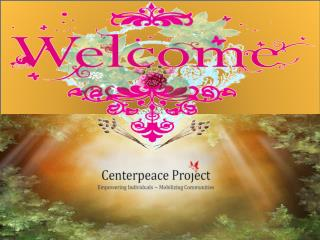 Find Community building services at Centerpeaceproject.com