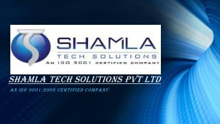 Shamla Tech Solutions