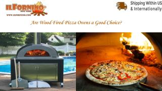 Are Wood Fired Pizza Ovens a Good Choice?