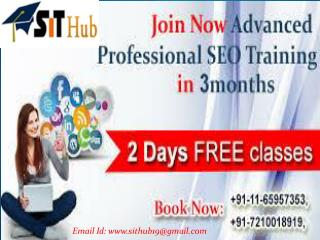 SEO Training Course, Training, Institute in Janakpuri, Dwarka, Uttam Nagar