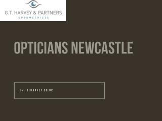 Opticians Newcastle