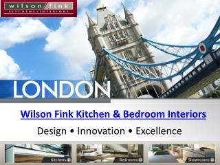 Kitchen Showroom London | Bespoke Kitchens London | Wilson Fink